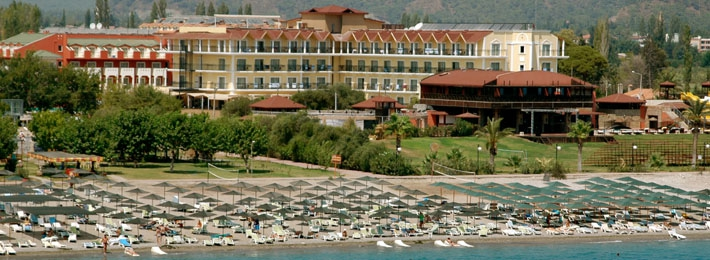 L`OCEANICA BEACH RESORT HOTEL