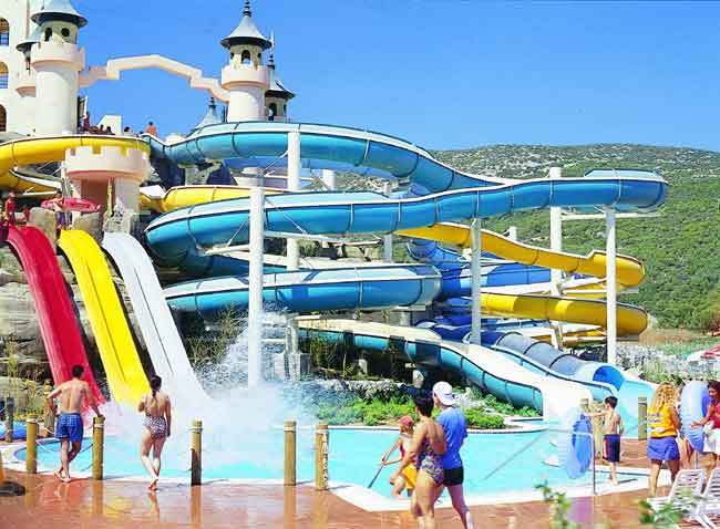 AQUAFANTASY AQUAPARK &SPA
